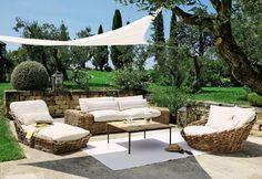 Salon de jardin 5 places #MaisonsDuMonde