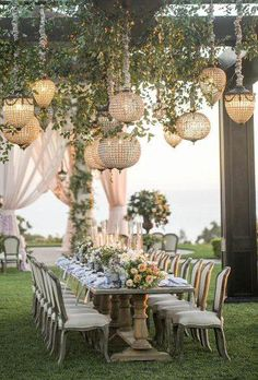 Luxury wedding decor ideas can be very different and require special attention.