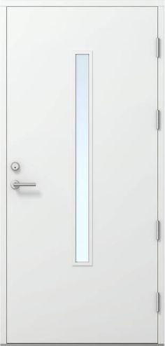 Ulko-ovi Kaskipuu FE810 thermo mittatilausovi