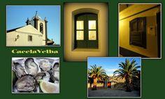 A aldeia da Cacela Velha (Algarve/Portugal)