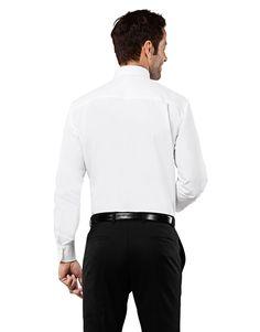 VB Herren Hemd Slim Fit Tailliert Bügelfrei Uni: Amazon.de: Bekleidung