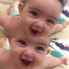 bom dia SABADÃOOO!!! 👐🏻👐🏻👐🏻 wohoooooo 😃❤️❤️❤️ #morning #saturday #maternidade #babygirl