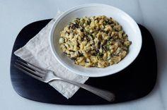 """""""Wild"""" Truffled Risotto - Best Wild Rice Recipe WInner"""