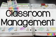 Classroom management is hard. It is so hard. Little learners don't always know how to behave at school or in a structured setting. And let's keep it real.