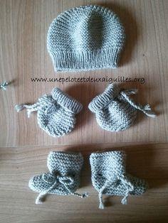 Knitted Hats Kids, Knitting For Kids, Crochet For Kids, Knit Crochet, Crochet Hats, Baby Hat Knitting Pattern, Baby Knitting, Knitting Patterns, Knitting Hats