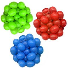 Cool  Fun 120 Count Pack of 3  6 Inch Standard Size Water Balloon Bomb Grenades Made of Latex Rubber w No Tie Fasting Filling Design Blue Red  Green w Screw On Hose Attachment *** Want additional info? Click on the image. (This is an affiliate link and I receive a commission for the sales)