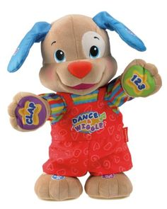 Fisher-Price Laugh & Learn Dance And Play Puppy...