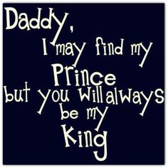 Because I called my dad king daddy-o when I was little ;)