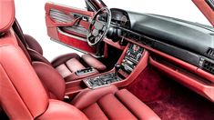 Buick Grand National Gnx, Mercedes Benz, Wide Body, Creature Comforts, Cool Cars, Classic Cars, Car Seats, Auction, Slc