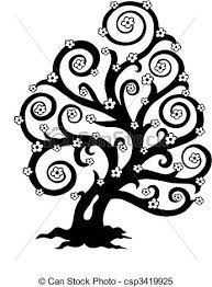 Image result for albero stilizzato