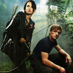 Did I mention how excited I am for The Hunger Games?!