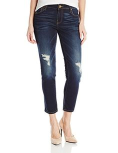 Women's Reese Ankle Straight Leg in Ease