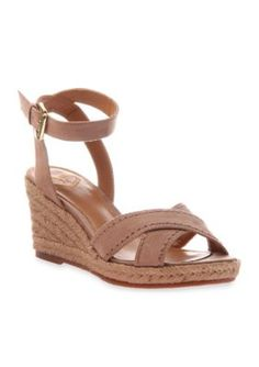 MADELINE Medium Taupe Strum Espadrilles