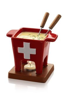 Taste Fondue set Tapas Swiss 200 gram