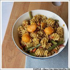 Salade de pâtes inspiration « sud-ouest » | Marmotte cuisine !