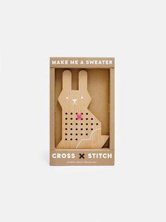Cross Stitch Friend Rabbit