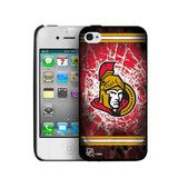 Ottawa Senators® iPhone 4 Shattered Collection. I have to have this.