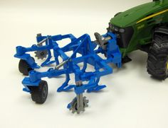 Front Cultivator by Bruder Toy Toys