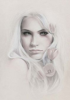 Amazing Color Pencil Drawings | ... of the artist, who has great skill in drawing, awesome works of art