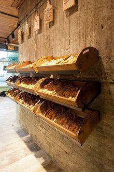 ''Kogias'' bakery. Veria, Greece. Design: CONSTANTINOS BIKAS