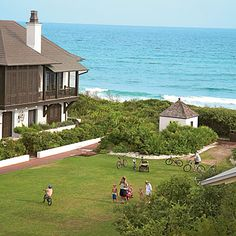 All About Rosemary Beach - Coastal Living