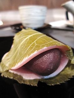 Salon de thé japonais Toraya
