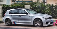 Widebody project from china - BMW 1 Series Coupe Forum / 1 Series Convertible Forum / tii / / / Coupe / Cabrio / Hatchback) (BMW Bmw 116i, Bmw Cars, My Dream Car, Dream Cars, Bmw M Series, Mercedes Sls, Compact Suv, Lamborghini Gallardo, Car Wheels