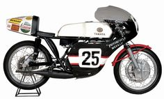 1972 Yamaha TR3