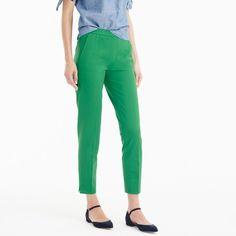 Martie pant in bi-stretch cotton