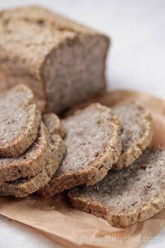 Pan de trigo sarraceno Chia
