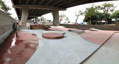 CapeTown's transformative skatepark wins Building Trust International's 'Playscapes' competition.