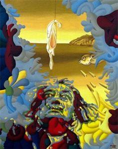 Salvador Dalí | Salvador Dali Tablo (3)