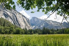 Ahwahnee Meadows - Yosemite National Park
