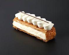 Millefeuille vanille bourbon / La Patisserie by Cyril Lignac