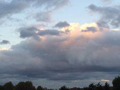 Sky above Oss