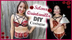 Selena Quintanilla DIY Costume