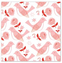 Lovely vintage Christmas wrapping paper