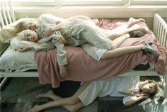 Super models enter rehab by Steven Meisel for Vogue Italia – July 2007
