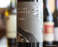 Lagarde Alta Cumbres Malbec 2011 - success at the Christmas client event.