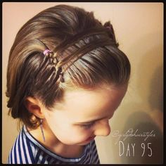 25 little girl hairstylesyou can do yourself girl hairstyles girly do hairstyles by jenn week 22 girlydos100daysofhair solutioingenieria Image collections