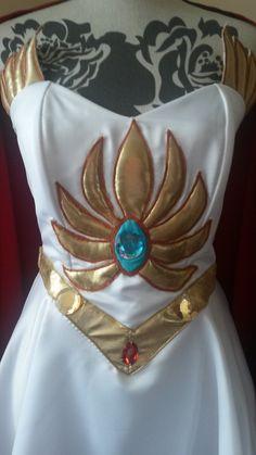 Costume...She Ra Princess of Power!