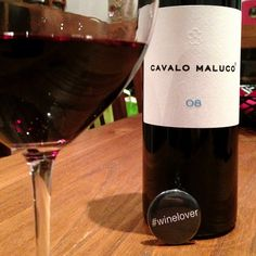 A Very good one. To be enjoyed only with your special one.   Cavalo Maluco 2008    #portugal #portuguese #wine