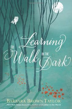 Learning to Walk in the Dark: Barbara Brown Taylor: 9780062024350: Amazon.com: Books Dark Books, Reading Books, Reading Lists, Books To Read, My Books, Mom Family, Beautiful Cover, Best Book Covers, Deconstruction