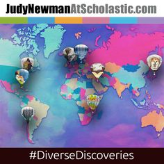 For the ultimate in armchair traveling, head to your bookshelves. You can travel the world without ever leaving your home! #JNBlog #DiverseDiscoveries #Travel