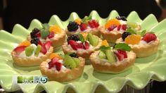 Studio 5 - Sugar Cookie Tarts