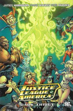 Fire Justice League