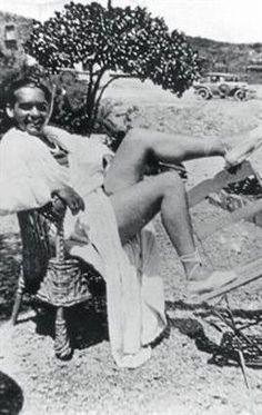 Lorca de vacaciones en Cadaqués (1925)