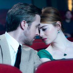 Outro casal que está concorrendo pela incrível atuação é: Emma Stone e Ryan Gosling, ambos de melhor ator e atriz principal.