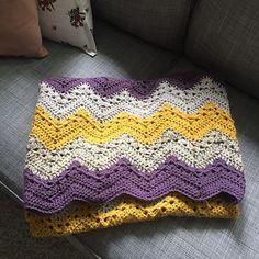 Granny Chevron Blanket Crochet pattern by Gina Marquis Crochet Quilt Pattern, Chevron Crochet Patterns, Crochet Ripple, Vintage Crochet Patterns, Quick Crochet, Crochet Blanket Patterns, Double Crochet, Crochet Blankets, Crochet Afghans