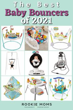The Best Baby Bouncers of 2021 [Our 3 Favorites!] We know that as a mama, you rarely have a free hand. We've made a list of the 5 best baby bouncers to give you a safe spot to sit down your baby! #babybouncer #parentingtips #babytips #babyproducts Baby Registry Essentials, Baby Registry Checklist, Baby Registry Must Haves, Kids And Parenting, Parenting Hacks, Best Baby Bouncer, Baby Shower Gifts, Baby Gifts, Baby Jumper